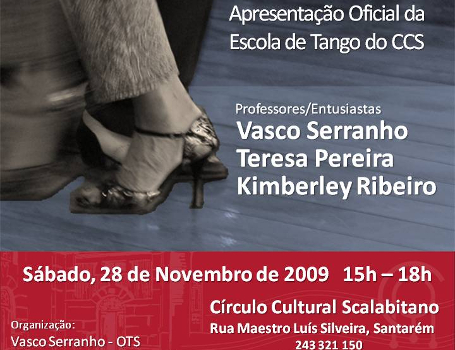 Tango Argentino – II Workshop