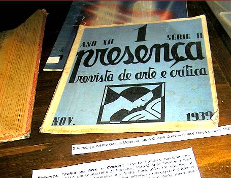 Imprensa Periódica na Biblioteca G.A.