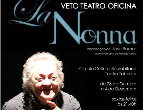 """""""La Nona"""" 12 e 19 de Novembro"""