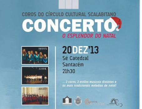 Concerto de Natal pelo Coro do Círculo