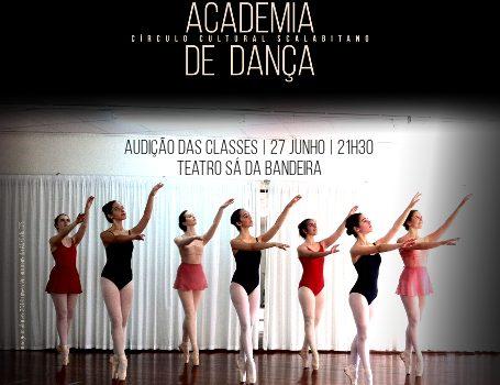 Audição Academia de Dança