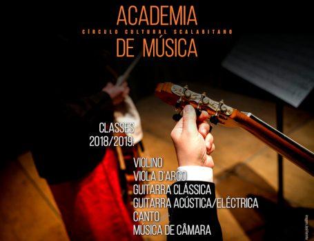 Academia de Música CLASSES 2018/2019