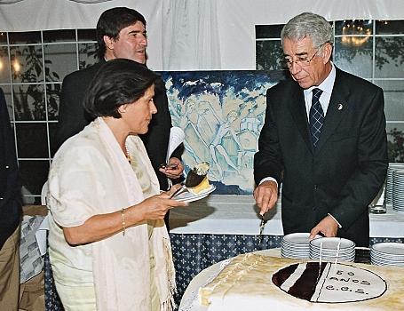 Comemorações 50.º Aniversário – Homenagem aos associados com 50 anos
