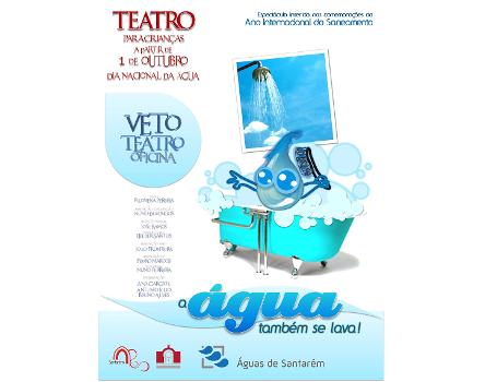 """""""A Menina Gotinha de Água"""""""