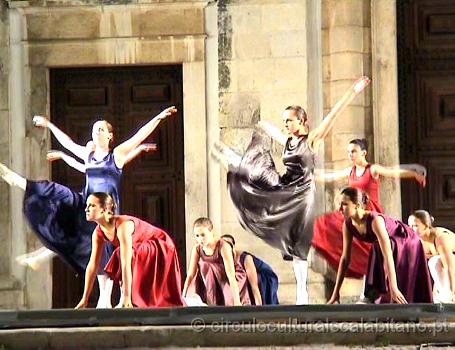 Ballet – Apresentação