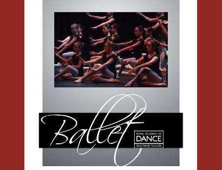 Academia de Dança, Ballet – Audição