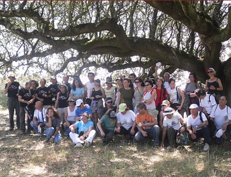 Caminhada de Montargil – À procura da Quercus ilex ssp