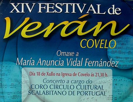 Coro na Galiza