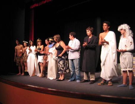 Festa do Teatro E.B. 2,3 Alexandre Herculano