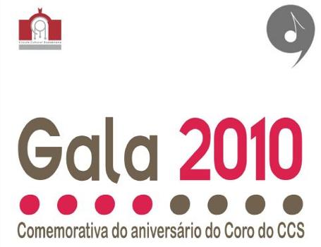 Gala do Coro do C.C.S. 2010