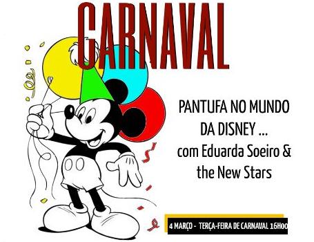 Pantufa no Mundo Disney