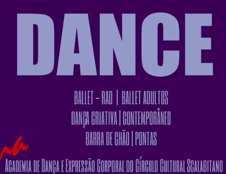 Academia de Dança do CCS Inscrições