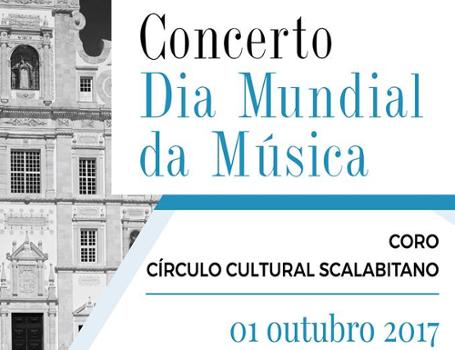 Concerto Dia mundial da Música