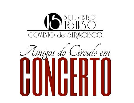 Amigos do Círculo em Concerto