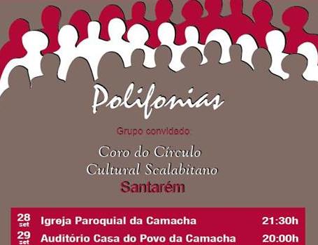 Coro do CCS actua na Camacha-Madeira