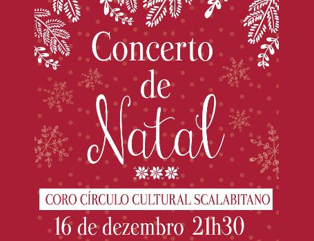 Concerto de Natal Coro do CCS