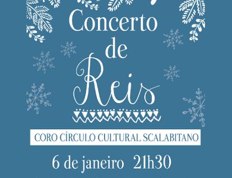 Concerto de Reis Coro do CCS