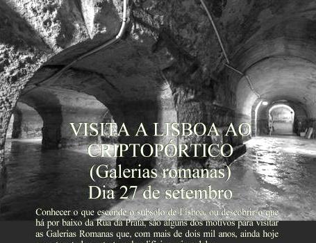 Criptopórtico de Lisboa