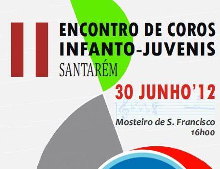 II Encontro de Coros Infanto-Juvenis de Santarém