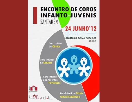 COROS INFANTO-JUVENIS DE SANTARÉM