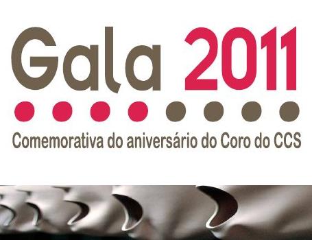 Coro do CCS Gala 2011