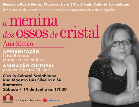 """""""A Menina dos Ossos de Cristal"""""""