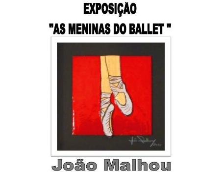 """Exposição """"As meninas do Ballet"""""""