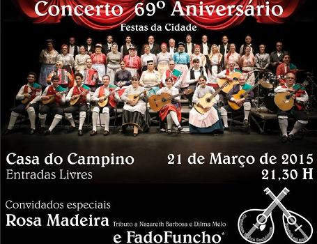 Concerto Comemorativo do 69º Aniversário da OTS