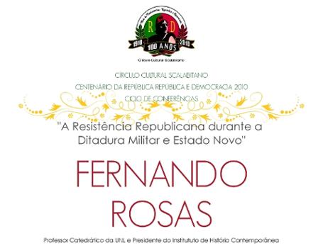 """Conferência """"República e Cidadania"""""""