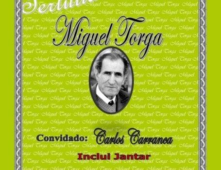 Tertúlia Miguel Torga