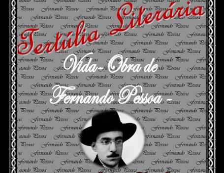 Tertúlia Literária – Fernando Pessoa
