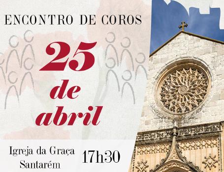 Encontro de Coros do 25 de Abril