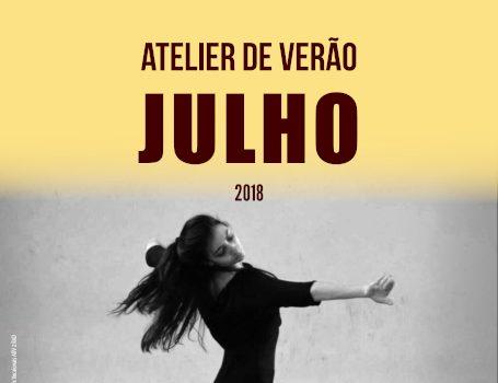 Academia de Dança VIII Atelier de Verão