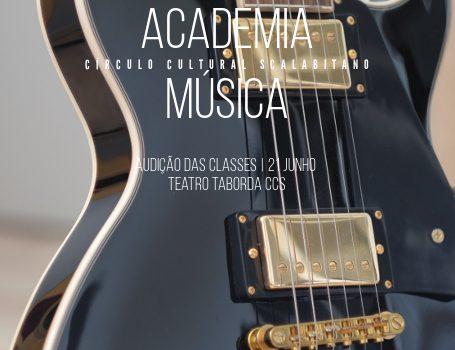 Audição Classe de Guitarra