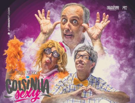 """Coisinha Sexy"" – Paulo Patrício"