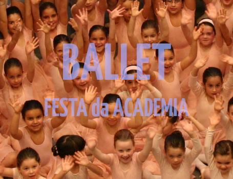 Ballet da Academia de Dança – Festa