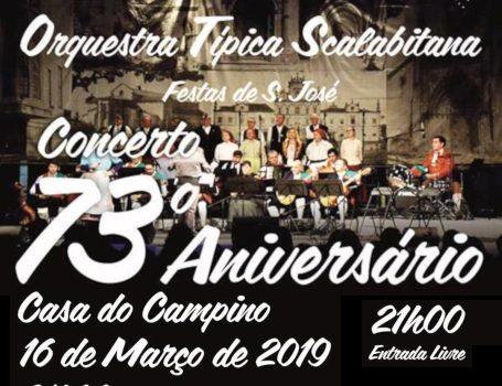 Concerto 73.º Aniversário OTS