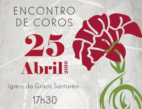 ENCONTRO DE COROS 25 Abril