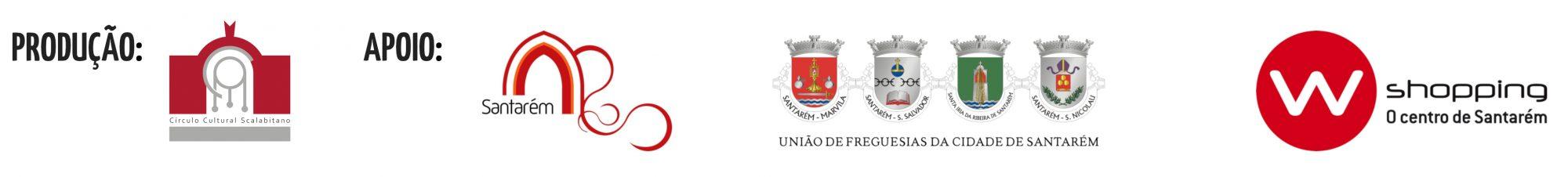 Logos Produção e apoio