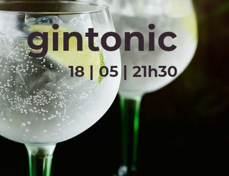 GINTONIC – ESTE FIM DE SEMANA