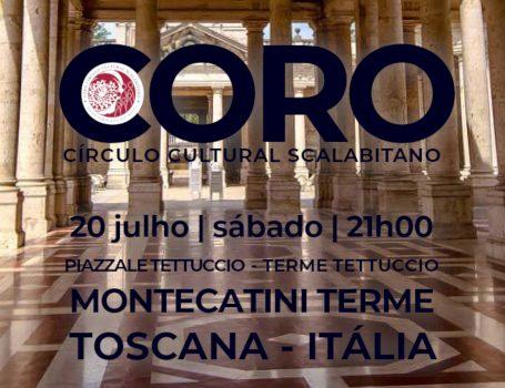 CORO do CCS em Itália