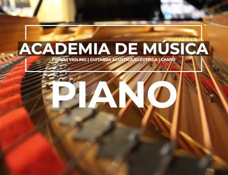 PIANO – Academia de Música