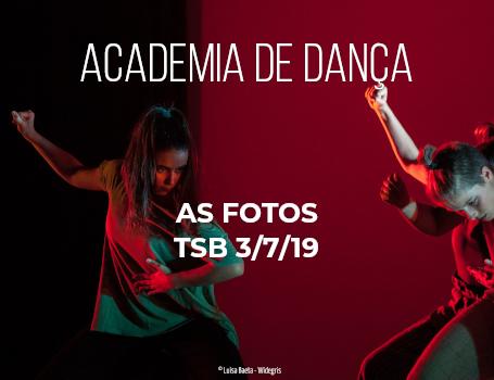 Academia de Dança – Foto reportagem – 3/07/2019