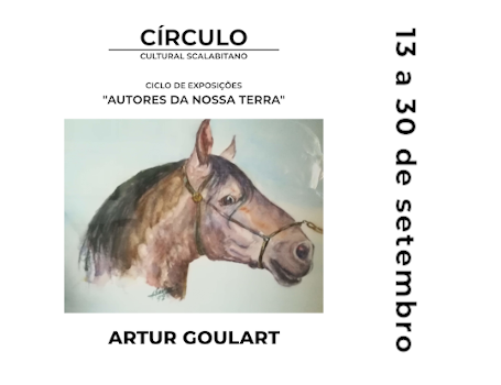 CICLO EXPOSIÇÕES – Artur Goulart