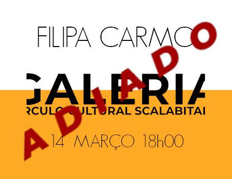 Filipa Carmo – Exposição