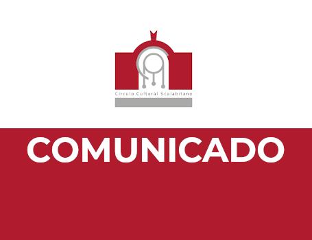 Comunicado 12/03/2020