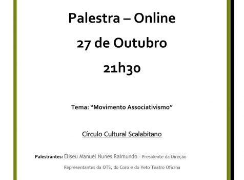 Palestra Rotary Clube de Santarém