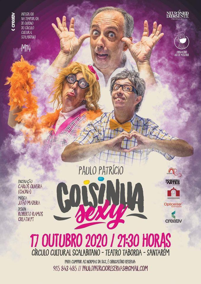 "Paulo Patrício – ""Coisinha Sexy"""