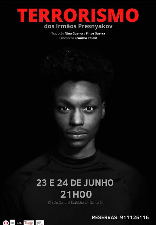 """CÍRCULO CONVIDA – """"TERRORISMO"""""""